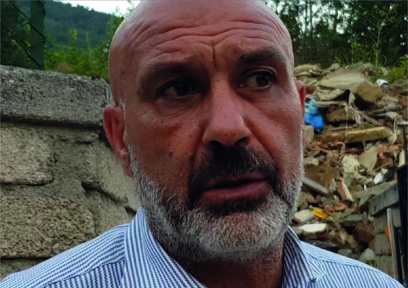 VIDEO: intervista a Sergio Pirozzi sindaco dell'emergenza