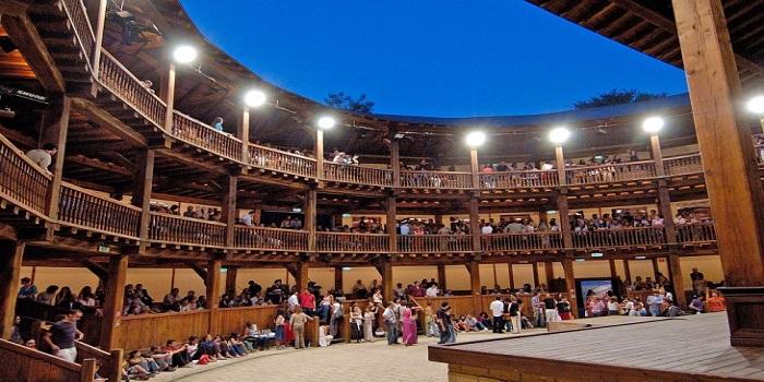Il Globe Theatre Gigi Proietti