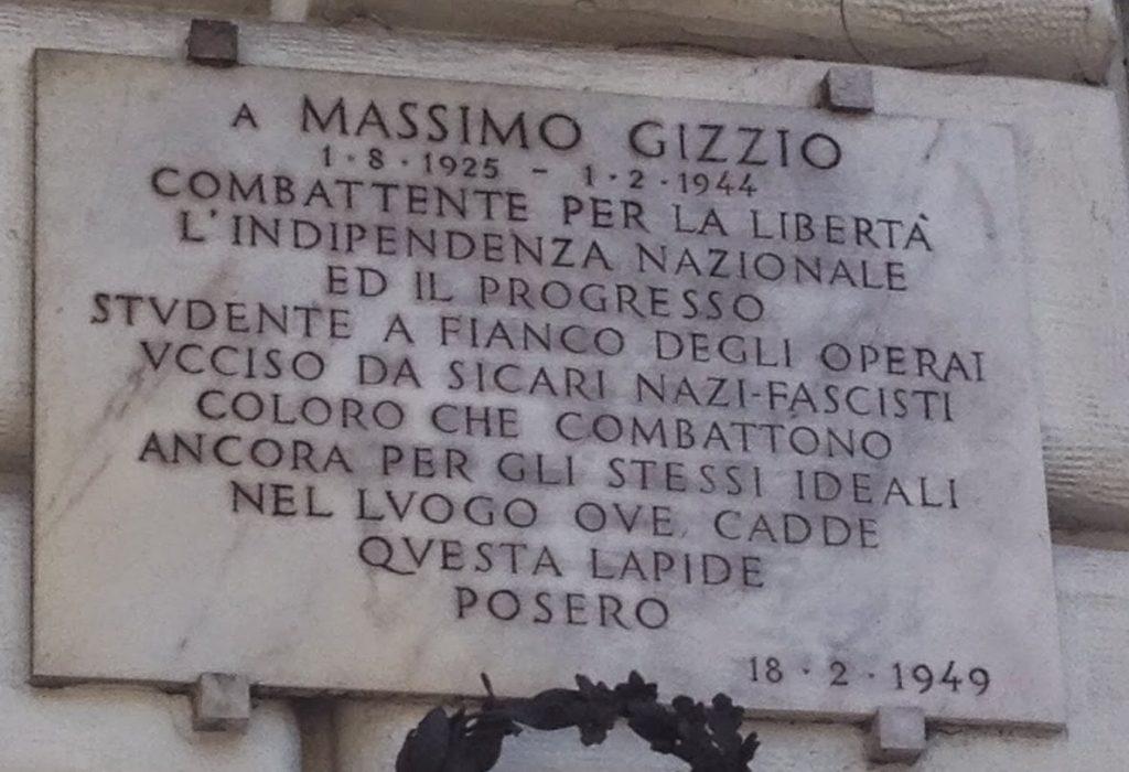 Massimo Gizzio