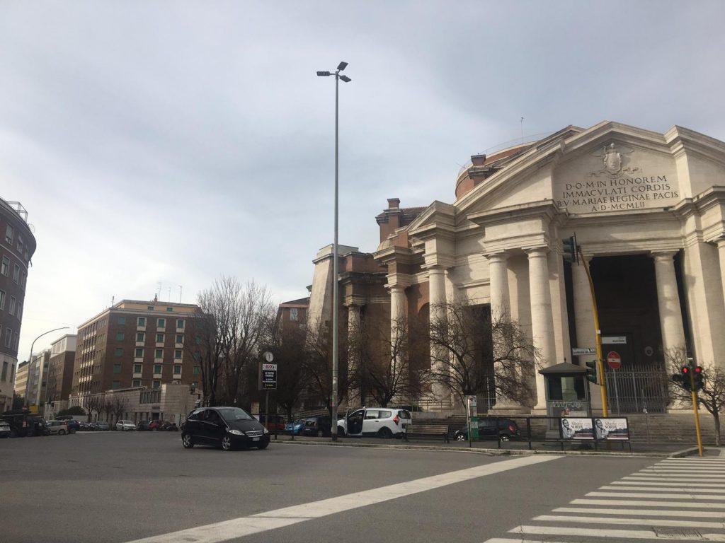 Piazza Euclide