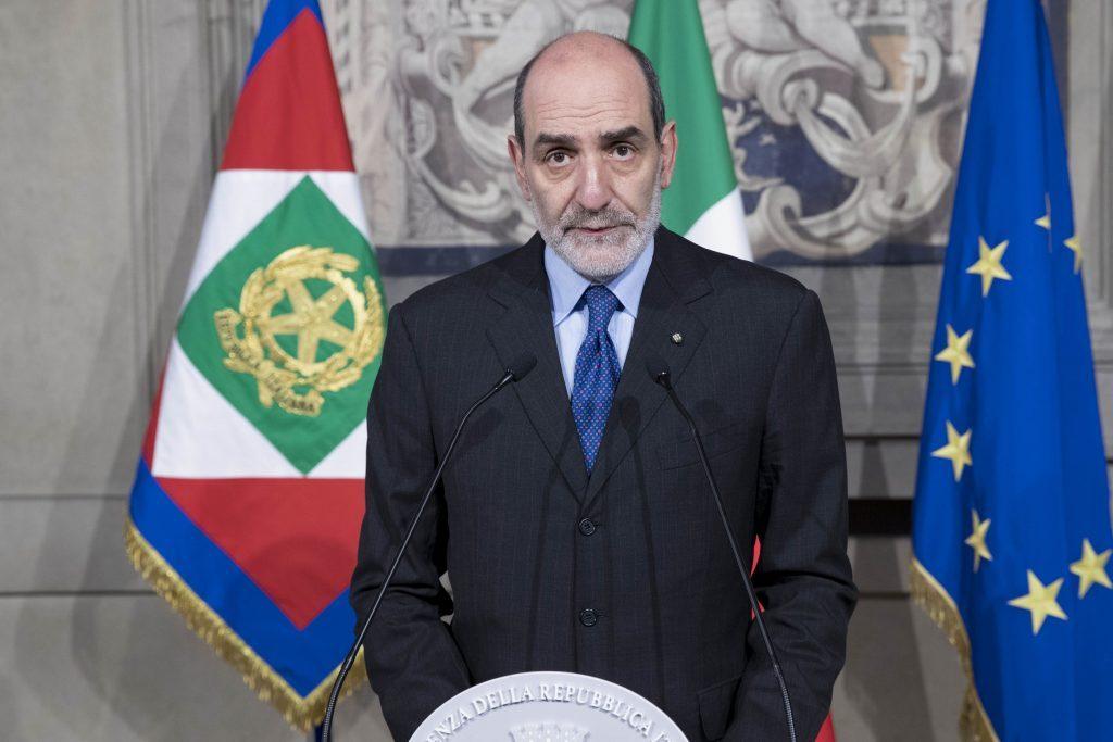 IL PORTAVOCE DEL PRESIDENTE DELLA REPUBBLICA, GIOVANNI GRASSO