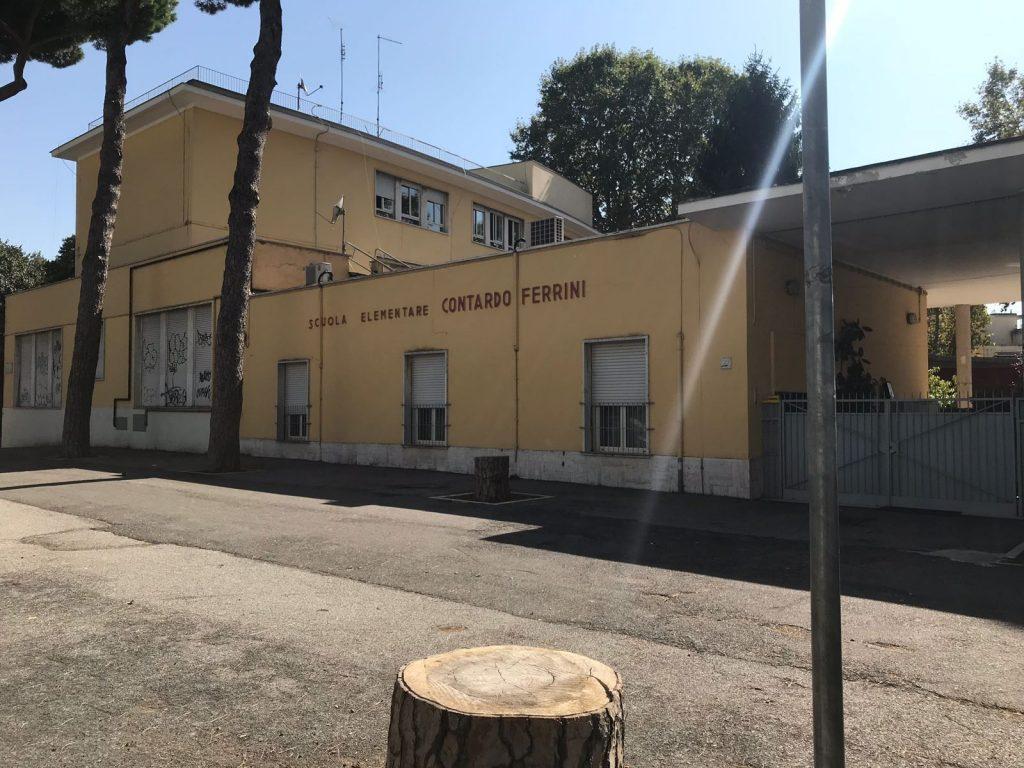 La scuola Contardo Ferrini