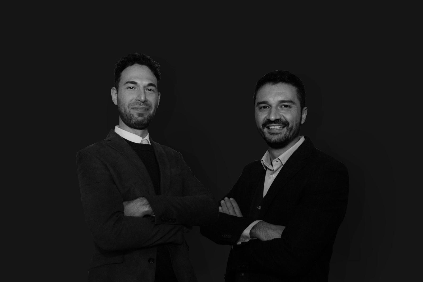 """Marco Bartolucci e Stefano Troiani, i due architetti che si sono occupati di """"Annibale"""" e di """"Mediterraneo"""""""
