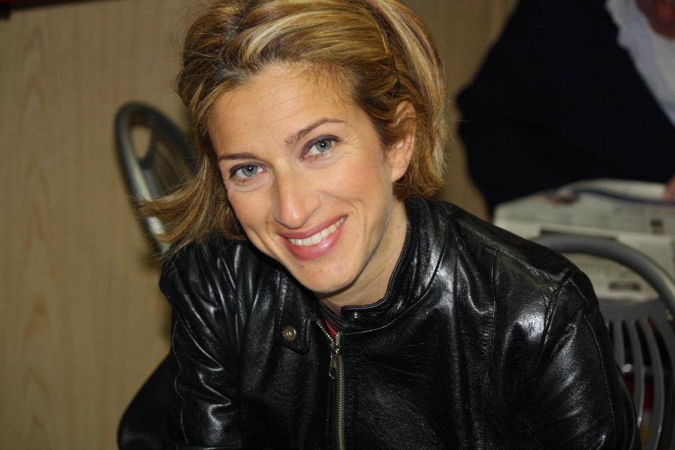 Arianna Camellini (Foto Facebook)