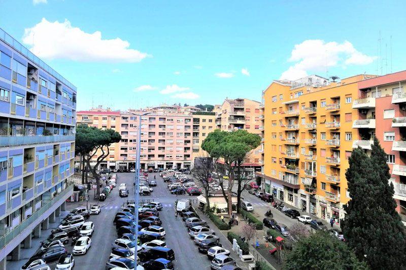 Piazza della Balduina (foto dal sito di Balduina'S)