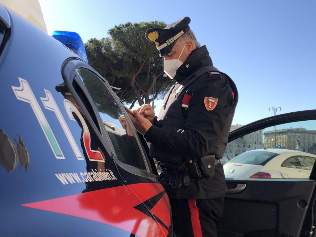 I Carabinieri del Nucleo Radiomobile (2)