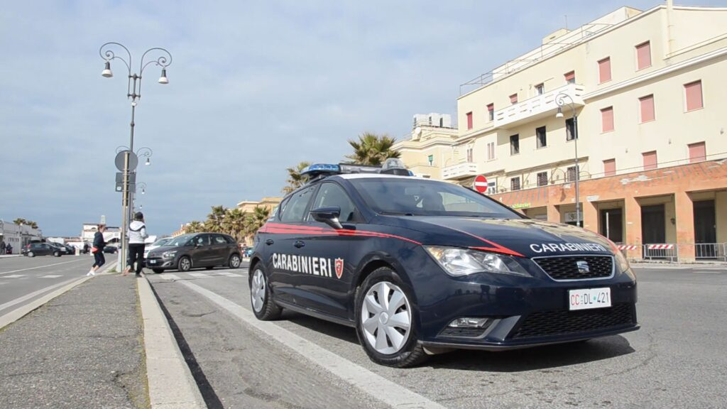 OSTIA - I controlli dei Carabinieri di Ostia