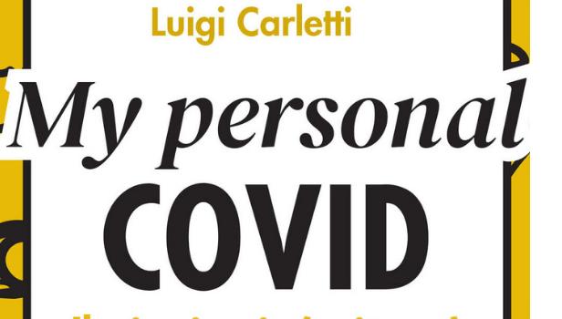 """La copertina di """"My personal Covid"""""""