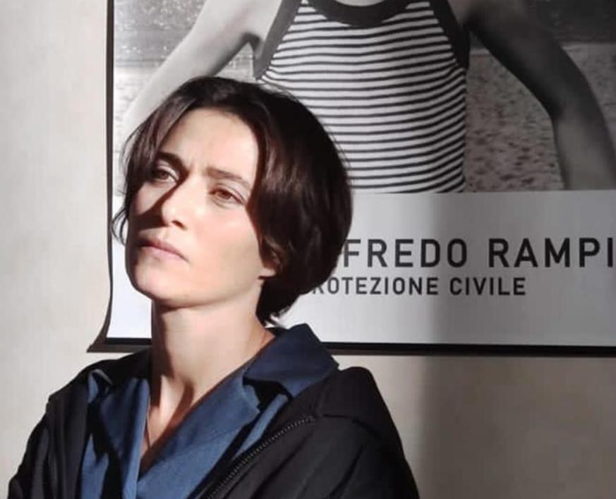 Anna Foglietta nei panni di Franca Rampi