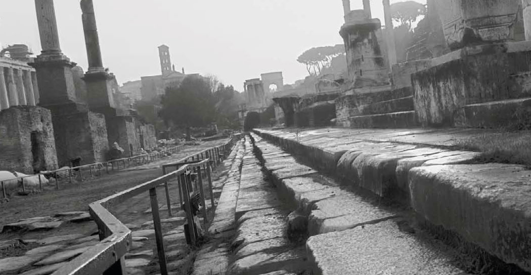 Uno scatto di Koudelka