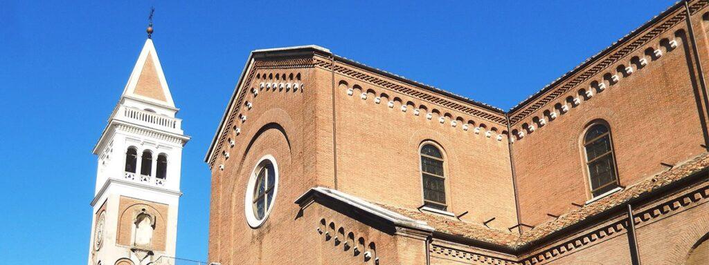 La chiesa di santa Maria Immacolata a San Lorenzo