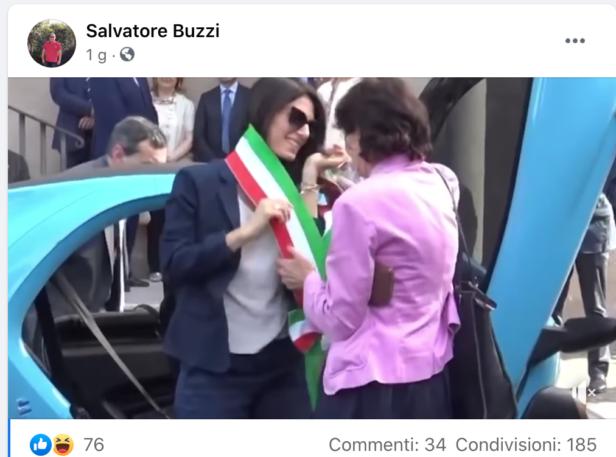 Il post pubblicato da Salvatore Buzzi