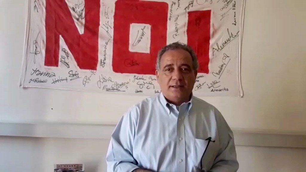 Il presidente del III Municipio Giovanni Caudo