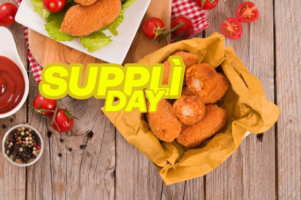 "Il ""Supplì day"" a parco Labia"