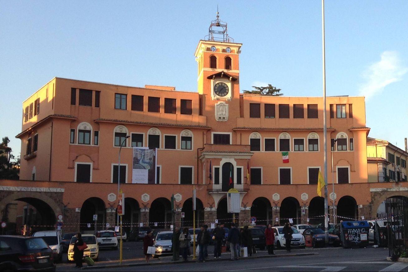 La sede del III Municipio a piazza Sempione