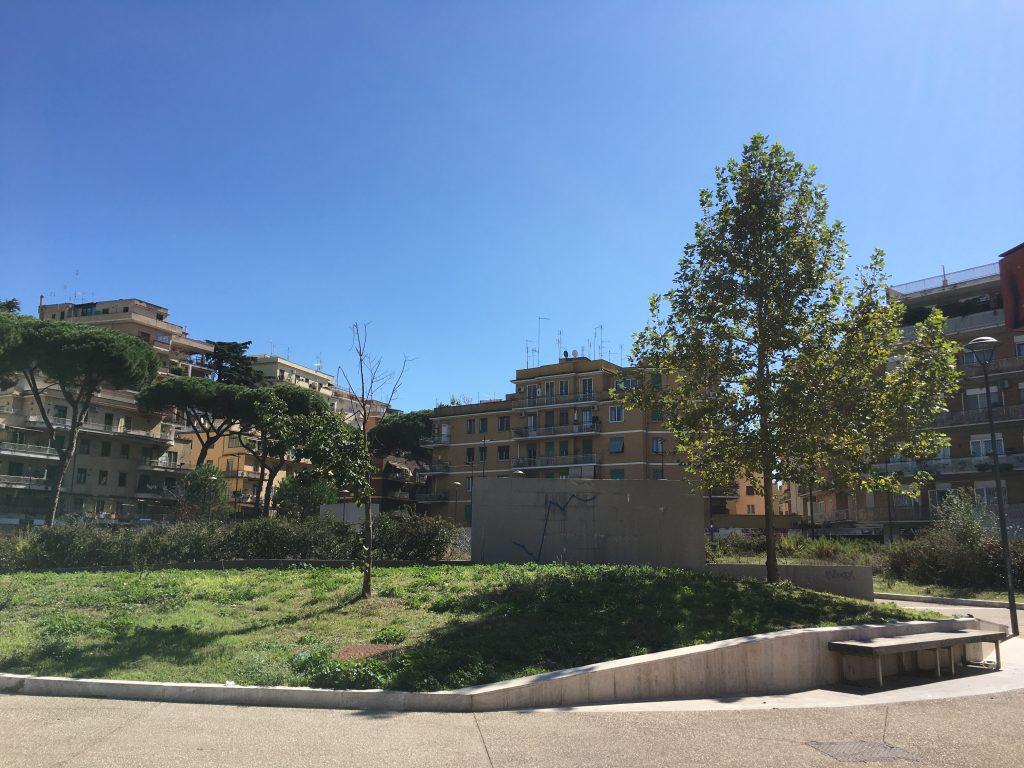 Piazza Conca d'Oro