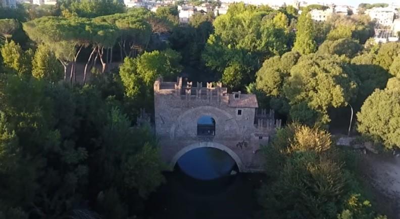 Ponte Nomentano (foto dal sito del Fai)