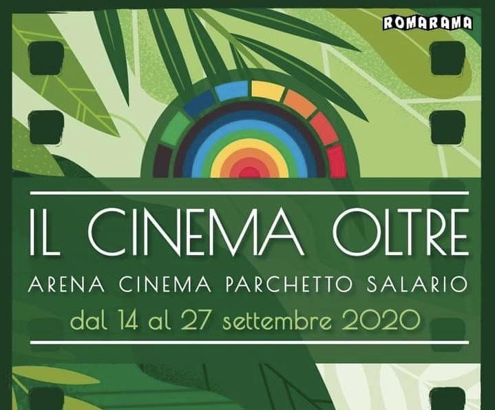 """La locandina della rassegna """"Il cinema oltre"""""""