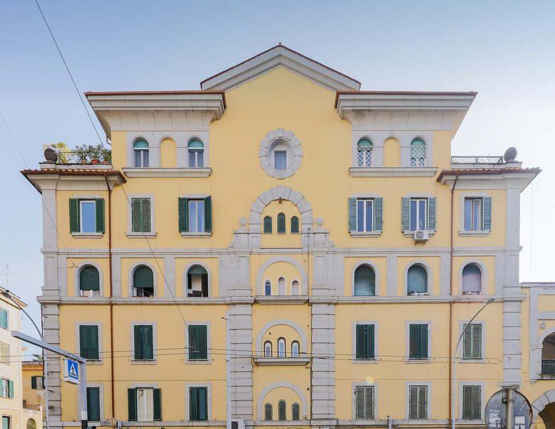 """Città Giardino. Foto dal libro """"Montesacro. Le 100 meraviglie (+1)"""", Typimedia Editore"""