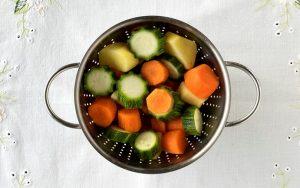 preparato zucchine cuc.bio