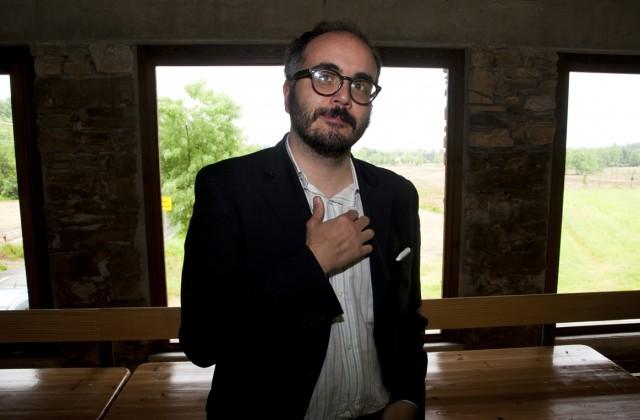 Christian Raimo, assessore alla Cultura di Montesacro