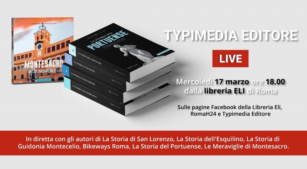 Typimedia Editore live alla Eli