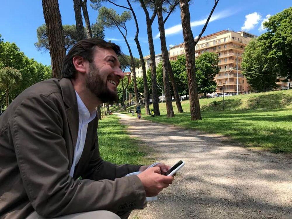 Paolo Marchionne, 40 anni, Pd