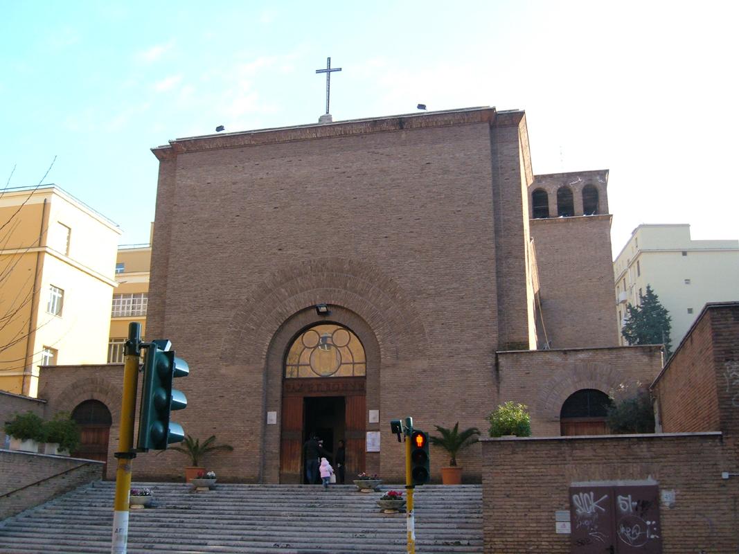 La chiesa di Sant'Ippolito