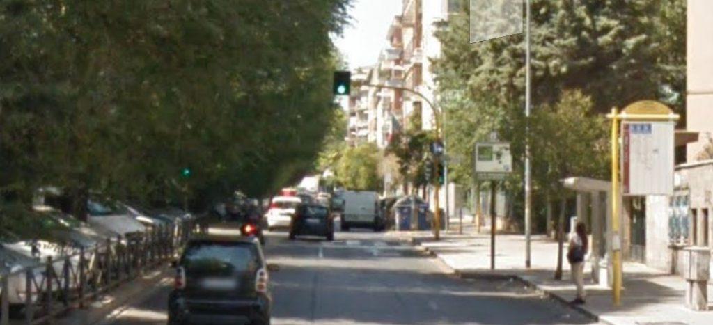 Via Lanciani