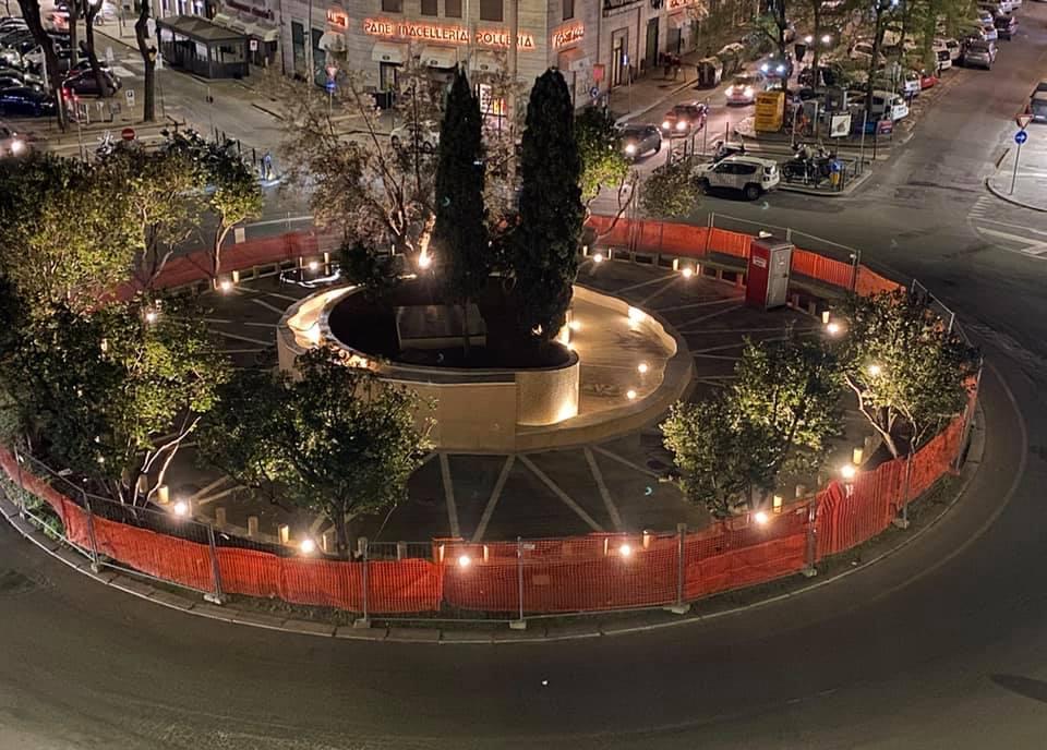 Piazzale delle provincie