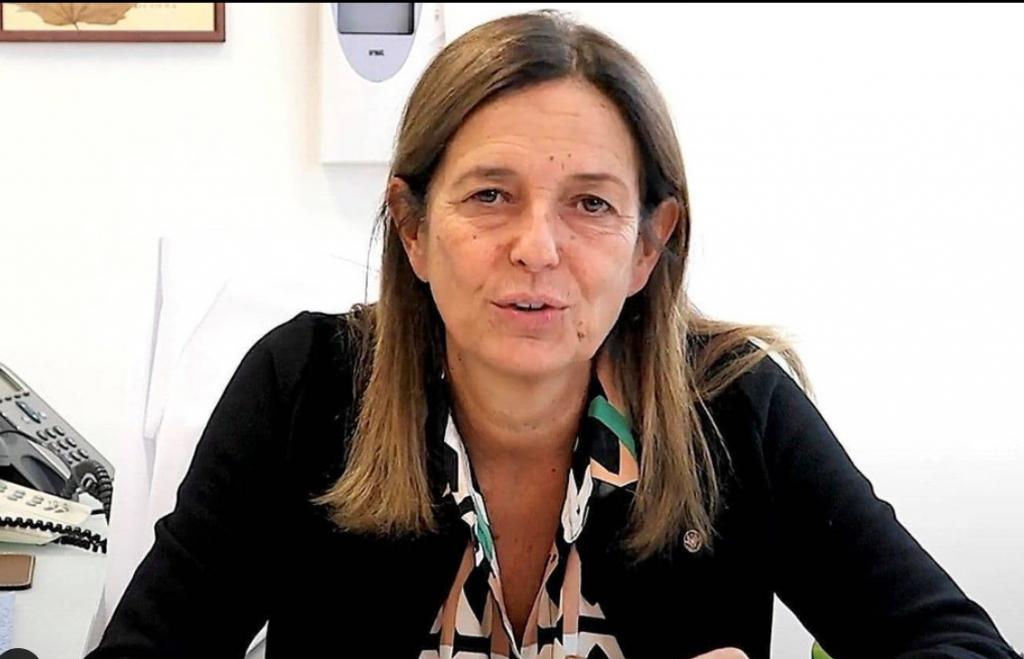 La rettrice Sapienza, Antonella Polimeni