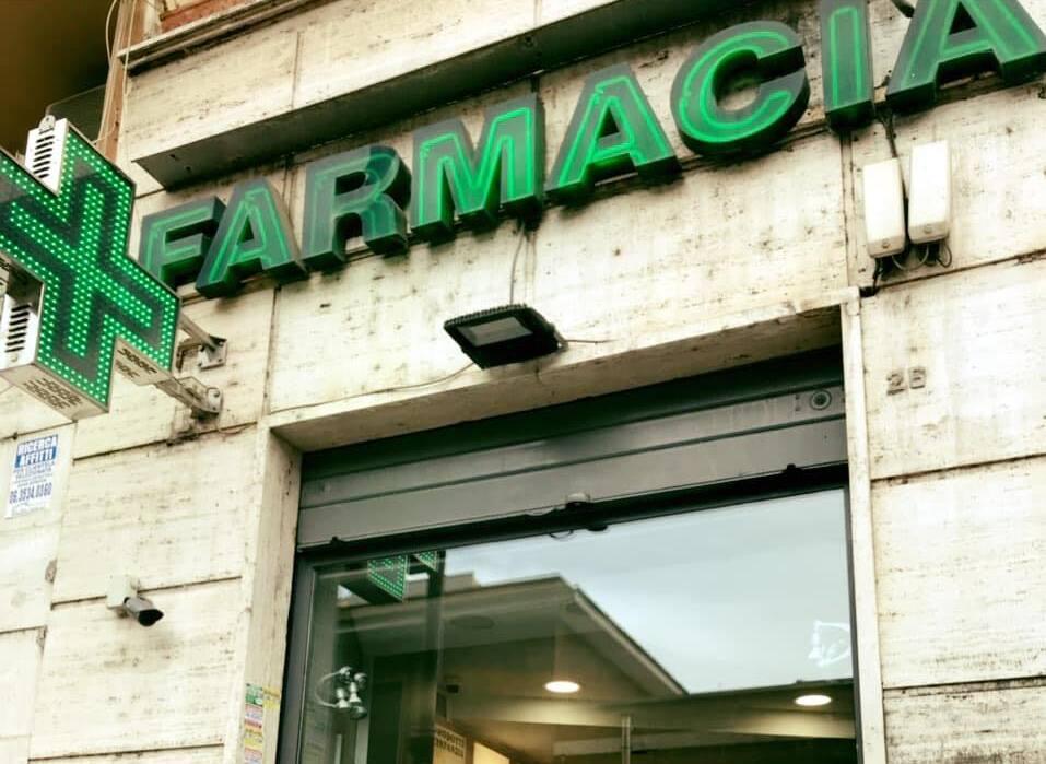La farmacia Ippocrate