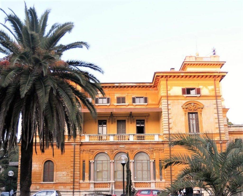 Villa Mirafiori (foto da Facebook)