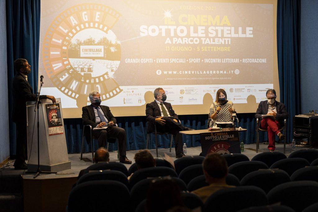 La conferenza stampa di presentazione del CineVillage 2021