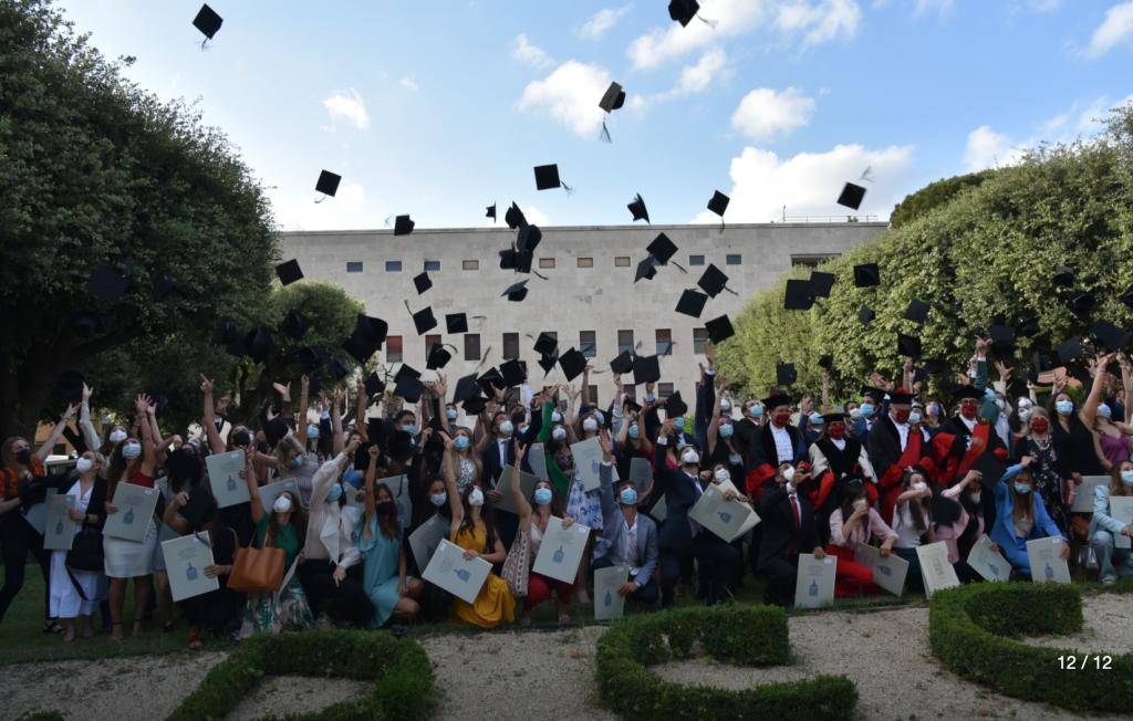 Graduation day alla Sapienza