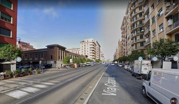 Via Catania
