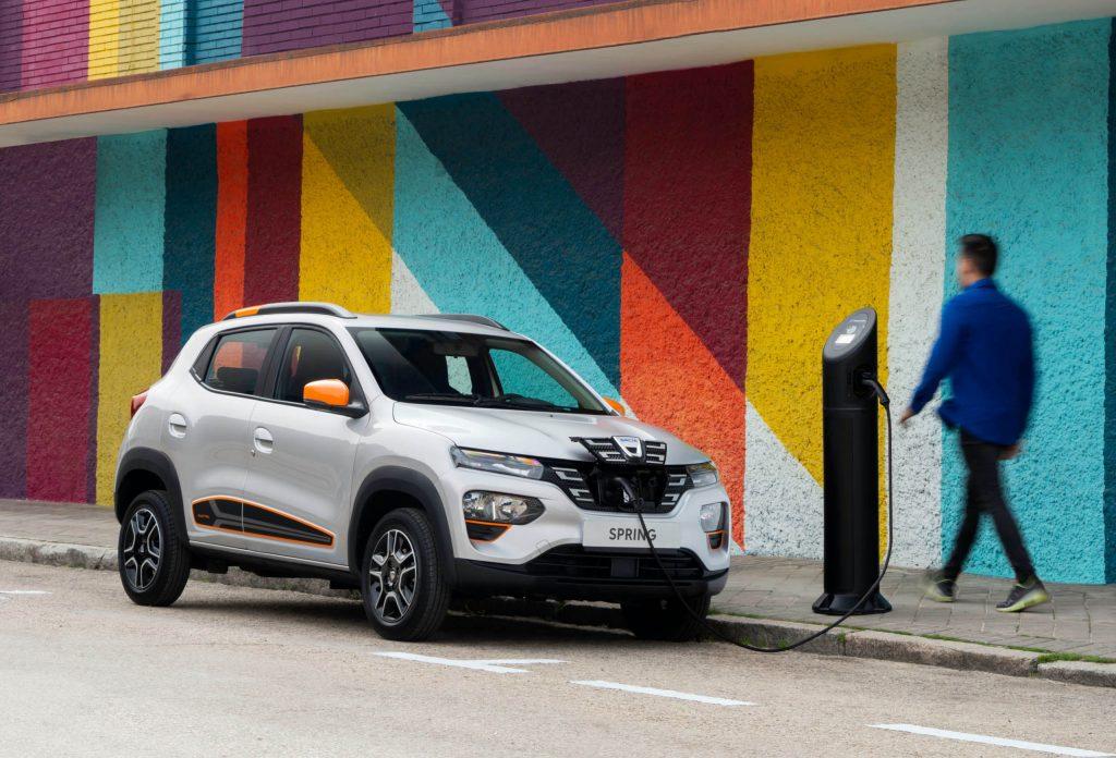 I 5 motivi per cui la Nuova Dacia Spring di RRG Roma è la scelta più conveniente per chi passa al motore elettrico
