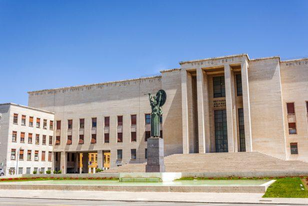 L'università Sapienza di Roma