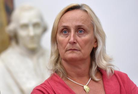 La presidente del I Municipio, Sabrina Alfonsi (Pd)