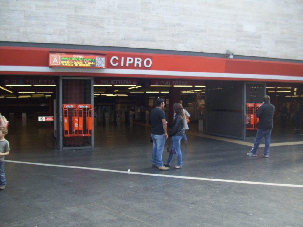 Metro Cipro