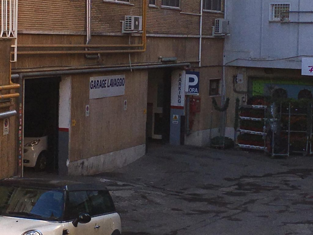 Garage in piazzale Clodio