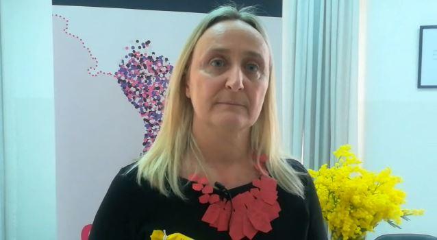La presidente del I Municipio, Sabrina Alfonsi