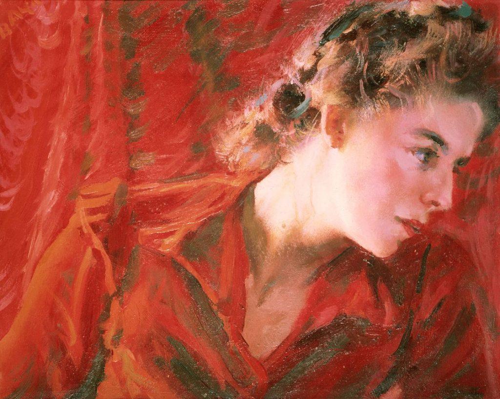 """L'opera di Giacomo Balla """"Un'onda di luce"""""""