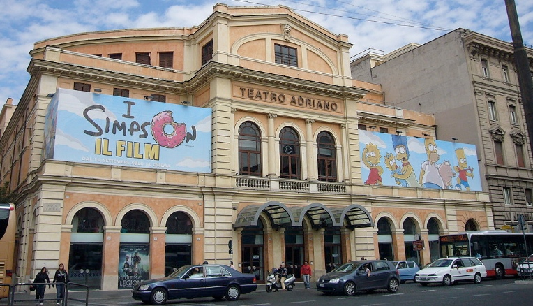 Il cinema Adriano