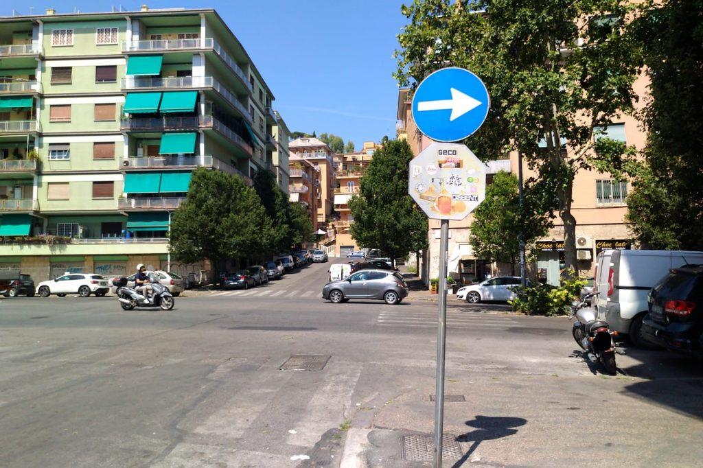 Via Giovanni Bovio