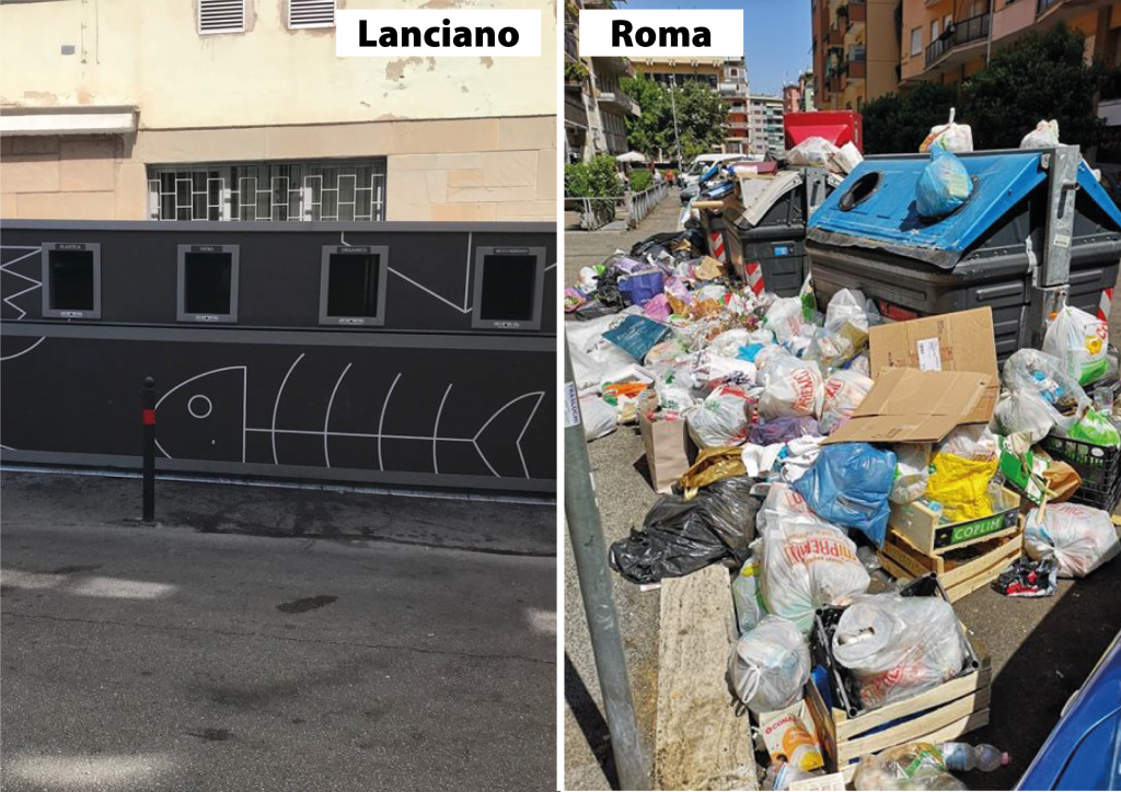 Il confronto tra Lanciano e la nostra città