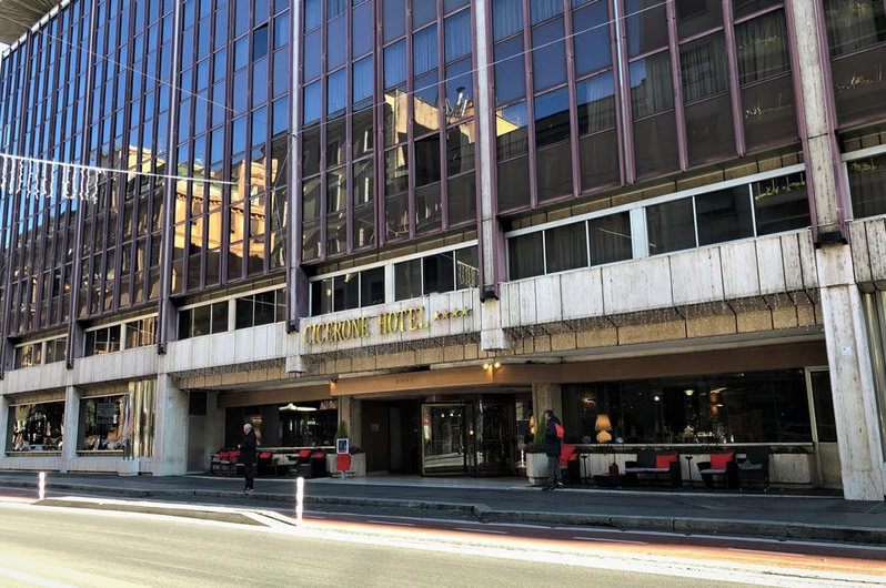 L'Hotel Cicerone