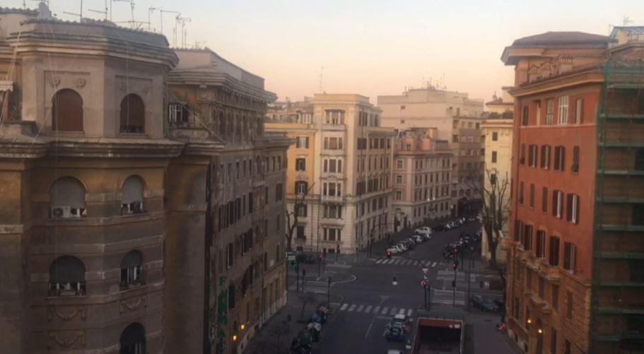 Finestre e balconi di via de Calboli