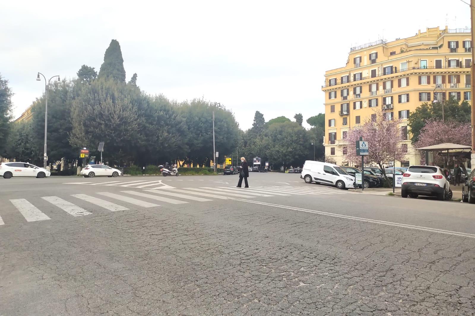 Via Ferrari - piazza Mazzini