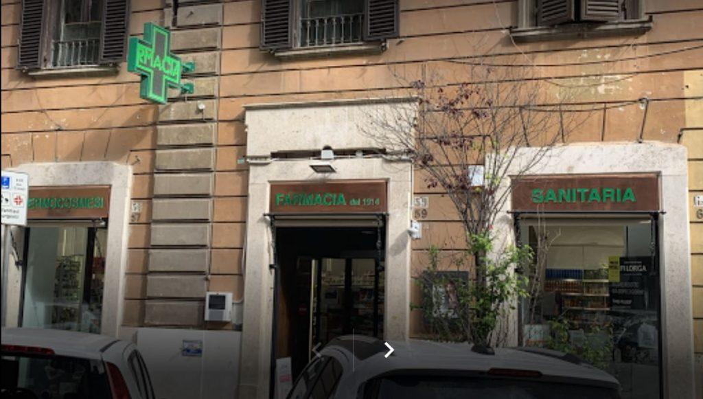 La farmacia Scipioni